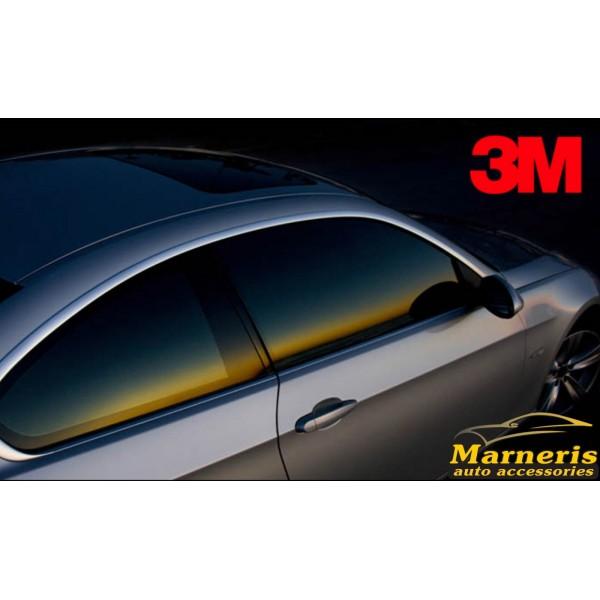 Αντηλιακές Μεμβράνες Αυτοκινήτων 3Μ για 3Θυρα μοντέλα