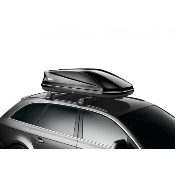 Roof box Thule Touring 200/400 Litres Black (Glossy)