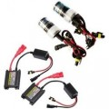 LIGHTS XENON H1 / H3 / H7 / H11 / HB4 - FULL KIT H.I.D. - 6000k (White Light)