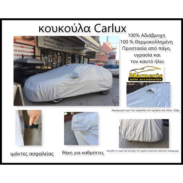 Κουκούλα Αυτοκινήτου ΙΧ CARLUX